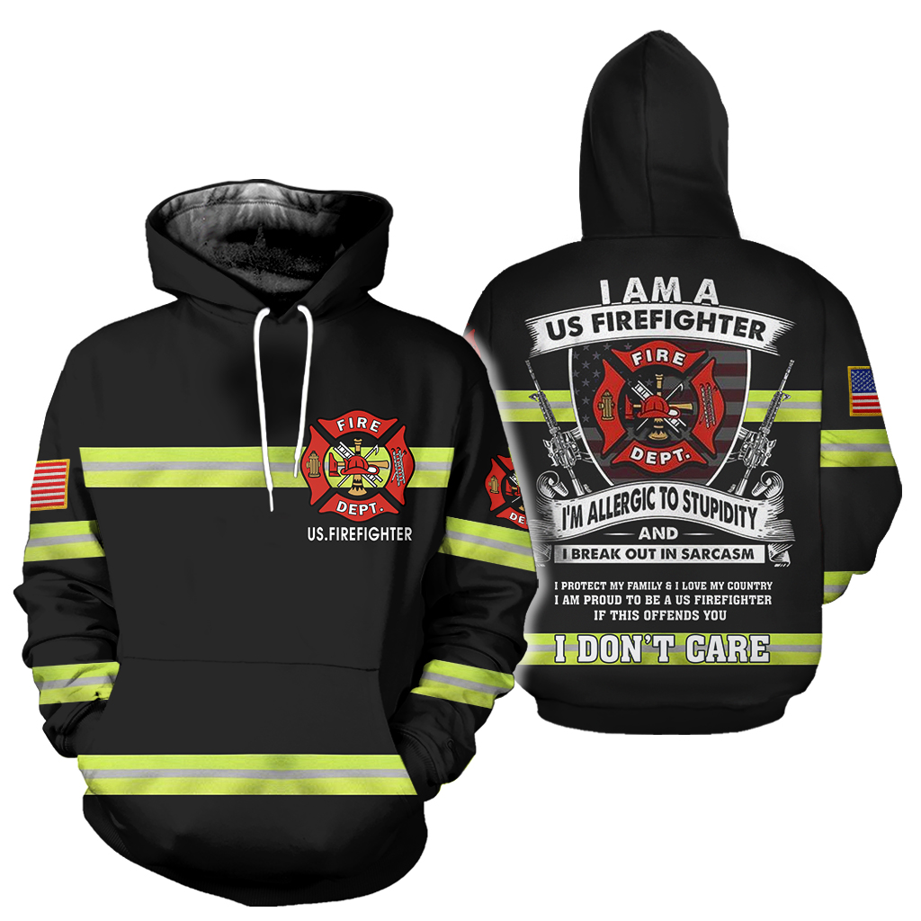 13eeda4c829e 3D All Over Printed Firefighter Clothes qs090183 – Mosistar-3D All ...