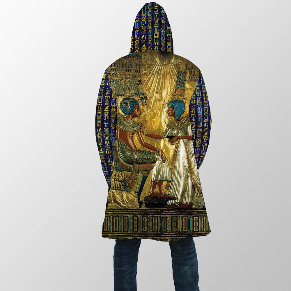 ancient egypt wallpaper 3d all over printed hooded coat lh1090 mositar store ancient egypt wallpaper 3d all over printed hooded coat lh1090